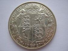 1927 silver Halfcrown 1st reverse EF