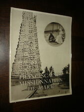 FRANCISCAINES MISSIONNAIRES DE MARIE - 1952