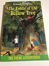 Riddle of the Hollow Tree (Young Adventurers) By Enid Blyton