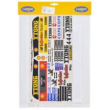 Decal Sheets 1:10 Man Race Truck Hasseröder Sticker Carson 69008 800013