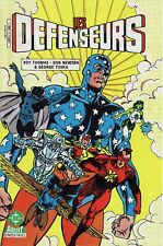 Les Défenseurs N°4 - DC Comics - Eds. Arédit - 1986