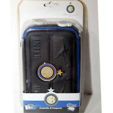 Custodia porta consolle per Nintendo DS i  DS lite squadra Inter  nera borsetta