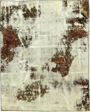 Designer Vintage Picasso Look Jean Wash Perser Teppich Orientteppich 2,00 X 1,60