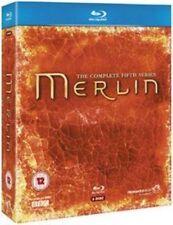 Merlin Complete Series 5 5030697021601 Blu-ray Region B
