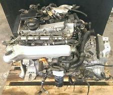 Original 2005 VW New Beetle Cabrio 1,8L Turbo Motor Rumpfmotor unkomplett
