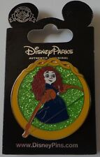 Disney Brave Young Merida with Bow and Arrow Pin