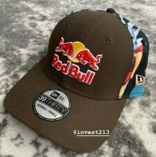 RED BULL ATHLETE ONLY HAT - XS-SMALL (BROWN) CAP MONSTER ENERGY