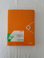 Leitz Schreibmappe Organiser File DIN A4 4636 (4002432106585) Mappe Ordner