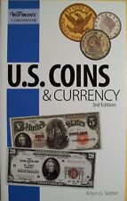 Vintage COINS + Paper Money Price Guide BOOK Gold Coins Quarter Nickel Dimes ++