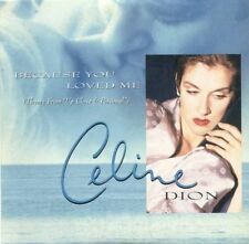 Mini CD Céline Dion Because you love me  ZAZA2CATS