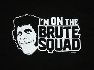 ANDRE THE GIANT T-Shirt * I'M ON THE BRUTE SQUAD * Princess Bride Mens NEW 4XL