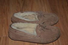Uggs Australia youth moccasins size 4