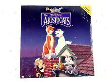 The Aristocats 1970 Laserdisc a Walt Disney Masterpiece Extended Play LD