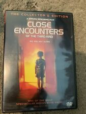 Close Encounters of the Third Kind Dvd Movie Collectors Edition Steven Spielberg