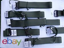 "1 NEW Universal Medium Nylon OD Green 40"" BDU Belt 4113-86"