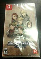 Mercenaries Saga Chronicles - SWITCH US ENGLISH NEW SEALED PAL & NTSC COMPATIBLE