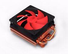 PcCooler K101D Copper VGA GPU COOLER 10CM Fan 2 Heatpipe Heatsink 43mm 51mm 53mm