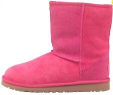 UGG Boots Damen Classic Short Serein Stiefel Rosa 37