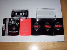 FINE YOUNG CANNIBALS - THE FINEST, 14 TRACKS, 1996 (FFRR CASSETTE)