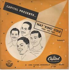 Nat King Cole ‎– Nat King Cole And His Trio Vol 2-Capitol Records ‎– LC6594