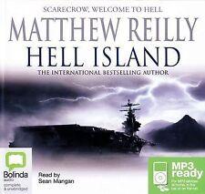 Matthew REILLY / HELL ISLAND       [ Audiobook ]