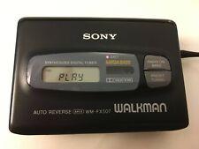 Sony Cassette/Radio Walkman WM-FX507