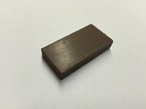Piano String Steel Polish Bar for Cleaning & Rust Removal - Piano Repair