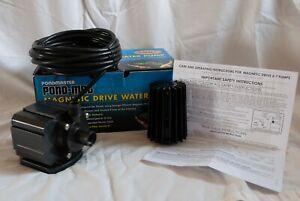 Danner PM 500 Magnetic Drive Fountain Pump