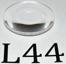 Quantum Optics Spherical Bi-Convex Lens (L44)