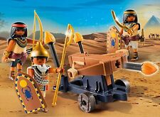 Playmobil Egyptian Troop with Ballista Playset 5388