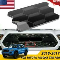 New Grill Garnish Sensor Cover for 2017-2019 Tacoma TRD PRO # 53141-35060