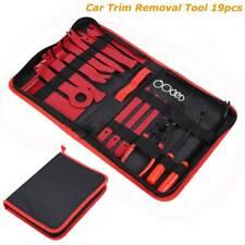 Car Trim Removal Tool 19pcs Set Hand Tools Pry Bar Panel Door Interior Clip Kit