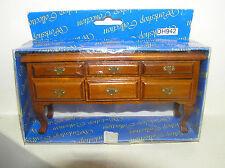 Maison de poupées meubles Coffret en bois Buffet 6 Tiroirs atelier collection