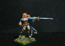 Reaper Miniatures, Lonnia, Female Duelist (Metal) Painted D&D,Dark Sword