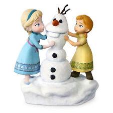 Do You Want to Build a Snowman? 2016 Hallmark Disney Frozen Ornament  Elsa  Olaf