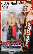 WWE RAW Super Show Collection__BROCK LESNAR action figure_First Time in the Line