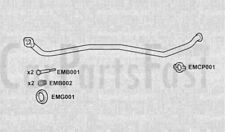 Exhaust Middle Pipe Peugeot 307 2.0 Diesel Estate 04/2001 to 01/2004