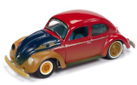 A.S.S NEU Johnny Lightning 1/64 ´51 VW Brezel Käfer Beetle Project Street Freaks