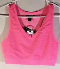 *NEW* Rubber Doll Pucker Sports Bra Size X-Large XL Knit-Active Super Watermelon