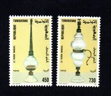 1995- Tunisia- Tunisie- Glassware-Hand-made Glass Glass Perfumed Water Dispenser