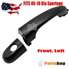 Fits Kia Sportage 11-12 Royal Black Glossy Door Pillar Post Accessories B-Pillar