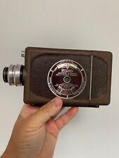 "Vintage Bell & Howell 16mm Filmo Auto Load Movie Camera 1"" Lumax Works Bolex"