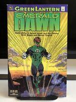 GREEN LANTERN Emerald Dawn TPB F+/VF- DC Comics 1st Print