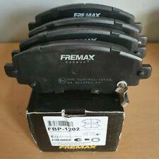Fremax Front Brake Pads For Toyota Corolla (E11) 97-02