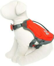 Top Paw Red Life Jacket Vest Dogs ALL SIZES reflective Neoprene