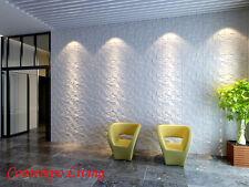 Ice Design 3D Glue on Wall Panel Plant Fiber Material 1 Box of 32 sq feet