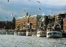 BF37483 grand hotel stockholm sweden   Boat Ship Bateaux