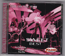 The Sweet Fox On The Run (Best) Zounds CD