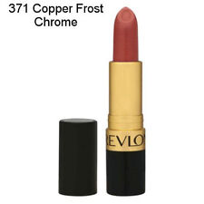 Revlon Super Lustrous Lipstick 371 COPPER FROST CHROME
