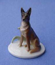 ART DECO GERMAN SHEPHERD BELGIAN MALINOIS  ALSATIAN METZLER ORTLOFF GERMANY DOG
